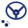 Руль детский пластиковый Complex синий