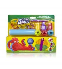 Маленький набор волшебного застывающего пластилина с инструментами Crayola 57-2033