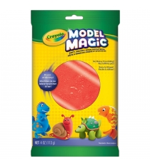Волшебный застывающий пластилин Красный Crayola 57-4438