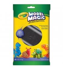 Волшебный застывающий пластилин Черный Crayola 57-4451