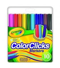 10 соединяющихся фломастеров Crayola 58-5053