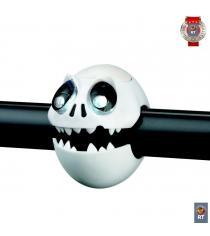 320240 фонарик skull light череп Crazy stuff 4045