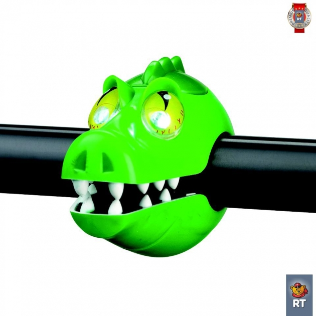 320240 фонарик crocodile light крокодил Crazy stuff 4046