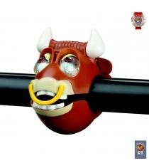 Фонарик bull light бык Crazy stuff 4048