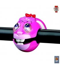 320240 фонарик bunny light розовый заяц Crazy stuff 4049