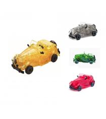 Кристальный 3d пазл автомобиль 54 элемента Crystal puzzle Г71095