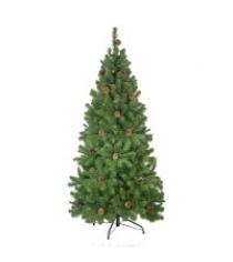 Триумфальная с шишками 150 см Crystal Trees