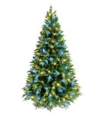 Этна с вплетенной гирляндой 180 см Crystal Trees