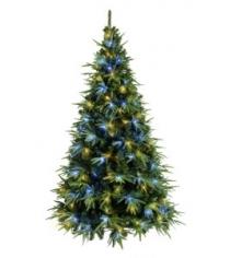 Альба с вплетенной гирляндой 150 см Crystal Trees