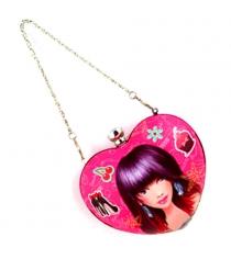Детская сумочка на цепочке sweet hearts Daisy Design 51479