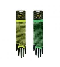 Перчатки neon lime длинные Daisy Design 51538