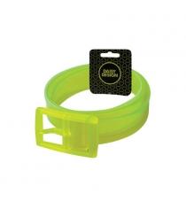 Ремень для девочек neon лайм Daisy Design 51549