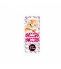 Набор из 2 заколок kittens пятнышко Daisy Design 65692