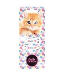Набор из 2 зажимов для волос kittens анфиса Daisy Design 65698