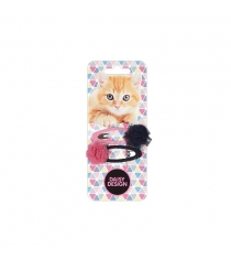 Набор из 2 заколок kittens марго Daisy Design 65878