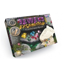 Набор для проведения раскопок горный хрусталь Danko toys JEX-01-01