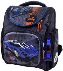 Ранец DeLune 3-164 с мешоком и часами