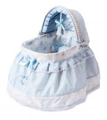 Кроватка для куклы с балдахином кэрол 52см Decuevas 51122
