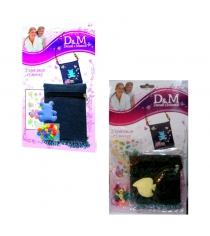 Набор для детского творчества украшаем сумочку Делай с мамой 12477...
