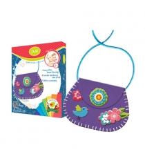 Набор для творчества шьем сумку цветы и птицы Делай с мамой 60751...