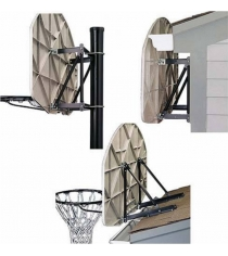 Крепеж для баскетбольного щита DFC универсальный 68628