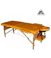 Массажный стол DFC NIRVANA Relax (Mustard) TS20111_M