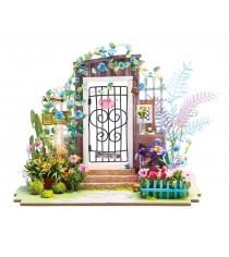 Румбокс Калитка в цветах Diy house DGM02