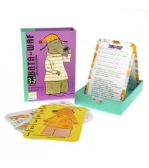 Детская настольная карточная игра Djeco Батаваф 5104