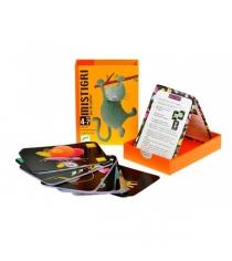 Детская настольная карточная игра Djeco Мистигри 5105