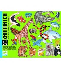 Детская настольная карточная игра Djeco Занимач 5153