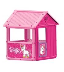 Домик для девочек Dolu Unicorn 2512