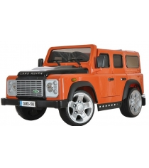 Dongma Land Rover Defender DMD-198 оранжевый