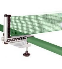 Сетка с креплением Donic World Champion зеленый 410214-G