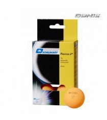 Мячики для настольного тенниса DONIC PRESTIGE 2, 6 шт, оранжевый 618027