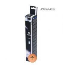 Мячики для настольного тенниса DONIC 2T-CLUB, 6 шт, оранжевый 618388