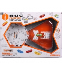Набор с микро роботом и треком bug nano жуки Dragon Toys JH3808