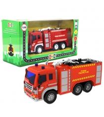 Грузовик пожарная автоцистерна на радиоуправлениии Drift 34613