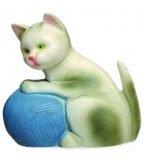 Ночник Egmont Котенок с голубым клубком 23 см 360293BLU