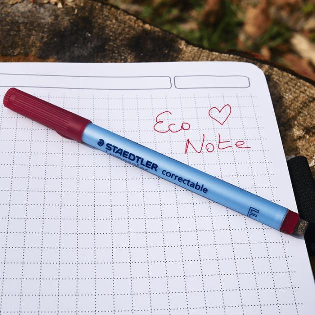 Красный маркер для econote Эйфорд 305F-2