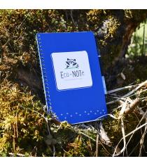 Многоразовая тетрадь econote синяя Эйфорд EMC-02