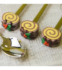 Вкусная ложка bon bon рулет шоколадный Эйфорд