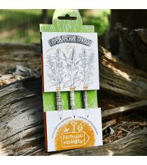 Прованские травы набор графитных растущих карандашей Эйфорд RK-01-03-07