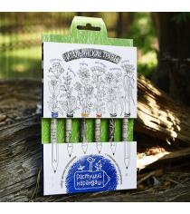 Итальянские травы набор цветных растущих карандашей Эйфорд RK-02-06-04