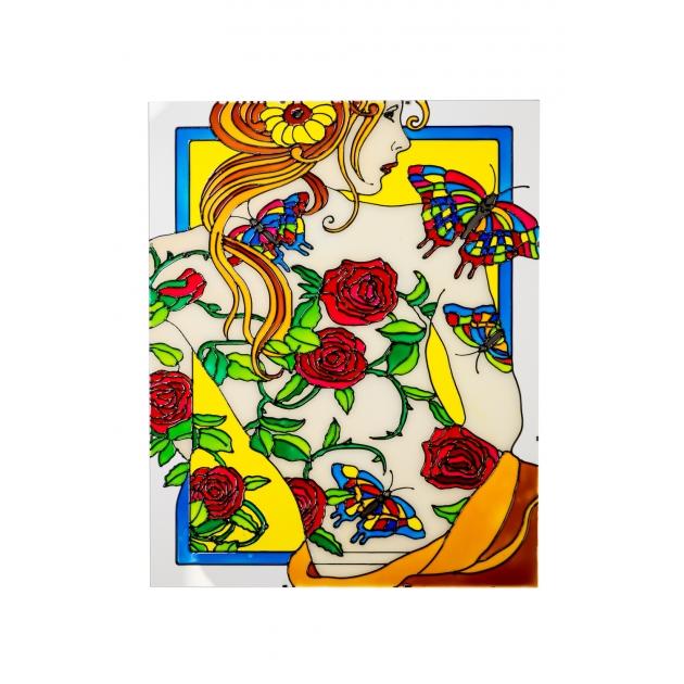 Бабочки набор для творчества искусство витража Эйфорд