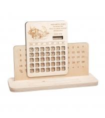 Вечный календарь самолет Эйфорд
