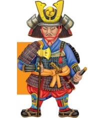 Бесстрашный самурай Эксмо 978-5-699-77657-3
