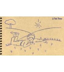 Маленький принц альбом для зарисовок 2 Сент-Экзюпери А.