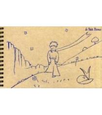 Маленький принц альбом для зарисовок 1 Сент-Экзюпери А.