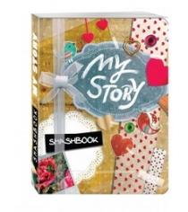 My story c наклейками