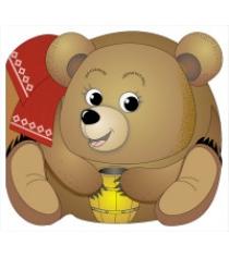 Крошка Медвежонок Эксмо 978-5-699-37373-4